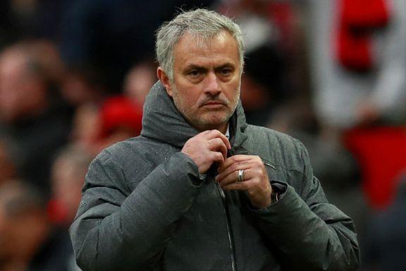 Mourinho kritiserer egne fans: – Jeg er skuffet