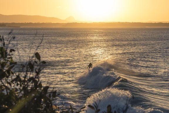 Vi har besøkt den australske «gullrekka»: – Det skal litt til for å bomme på vær og strandliv.