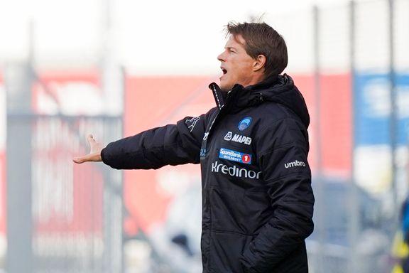 Ferdig som Kongsvinger-trener