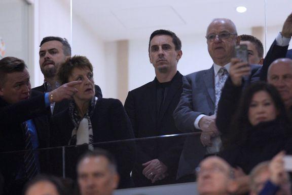 Gary Nevilles Valencia stanset Barcelonas seiersrekke
