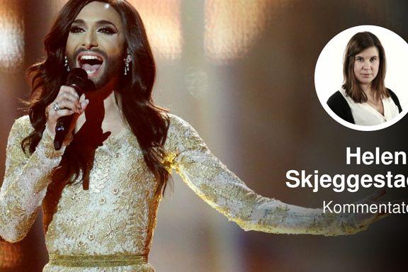 Storpolitikk har alltid vært en del av Eurovision. Heldigvis.