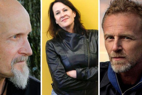 Skal du lytte til alle disse forfatterne, må du abonnere på to strømmetjenester