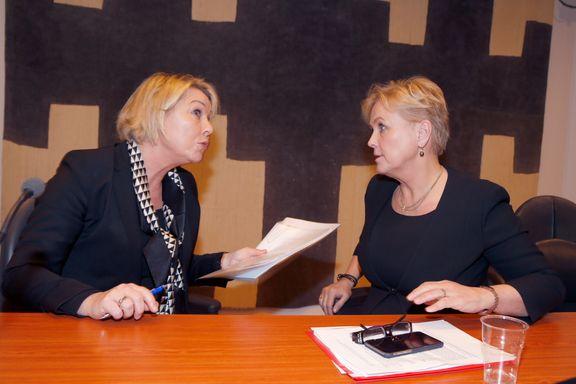 Aftenposten mener: Monica Mæland viser sviktende dømmekraft