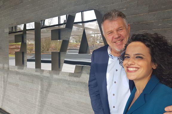 Nå skal den norske FIFA-toppen snakke om korrupsjon og menneskerettigheter i Qatar