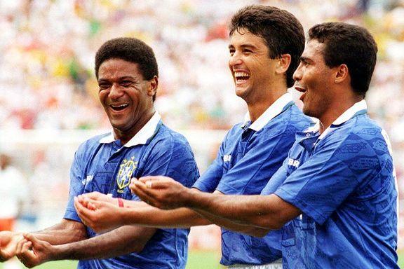 Husker du Bebetos vuggefeiring fra VM i 1994? Nå er sønnen klar for portugisisk toppklubb