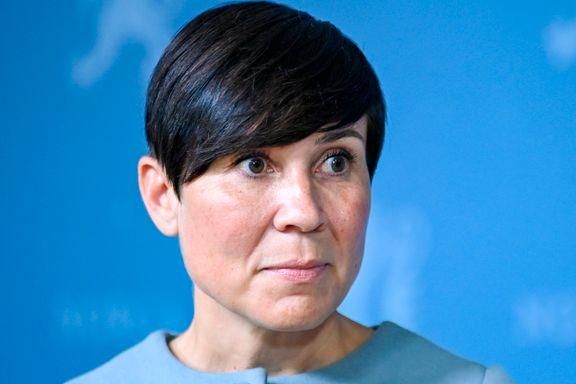 – Ingen garanti for at vi får alle norske borgere ut fra Kabul
