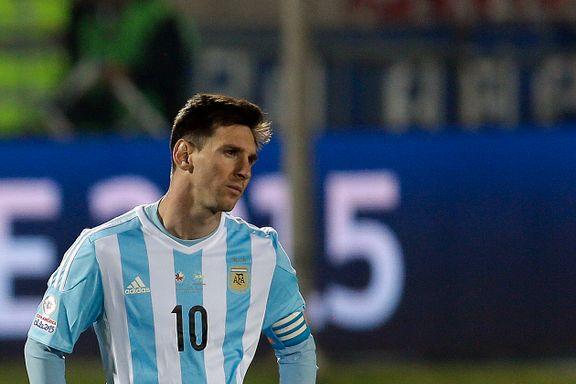 Maradona til Messi: - Er du svenske eller argentiner?