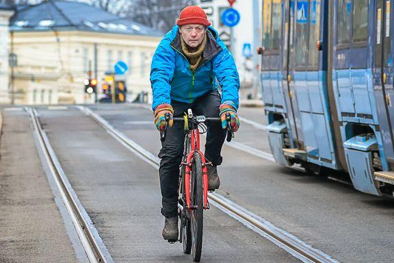 Flere tusen skal få økonomisk støtte for å sykle i vinter