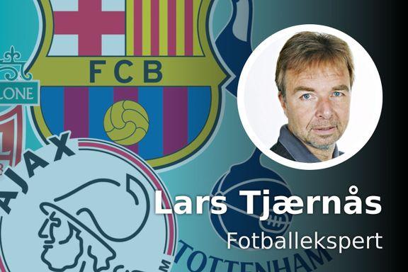 Her er Tjærnås' analyse og dristige tips før semifinalene i Champions League