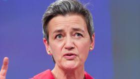 Aftenposten mener: Hun kan tøyle teknologikjempene