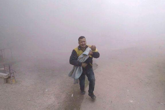 I månedsvis har man snakket om fredshåp i Syria – derfor virker det stadig fjernere