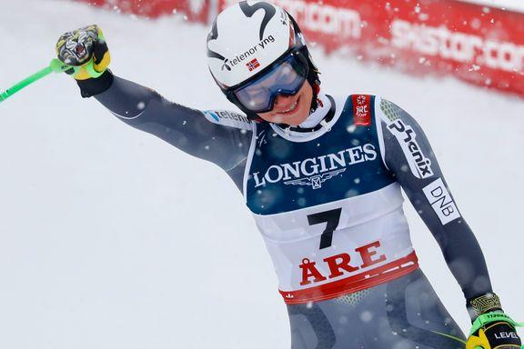 Mowinckel leverte årets beste utfor: – Det er mulig å ta medalje