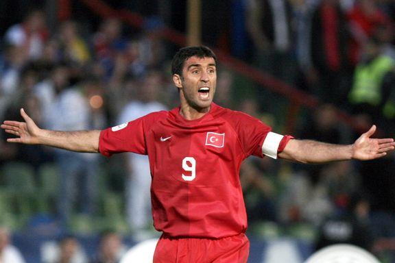 Tyrkisk fotballegende fornærmet presidenten – risikerer fire års fengsel