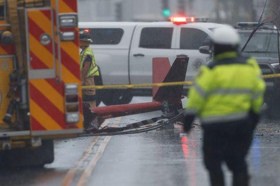 Tre omkom da helikopter styrtet i en gate på Hawaii