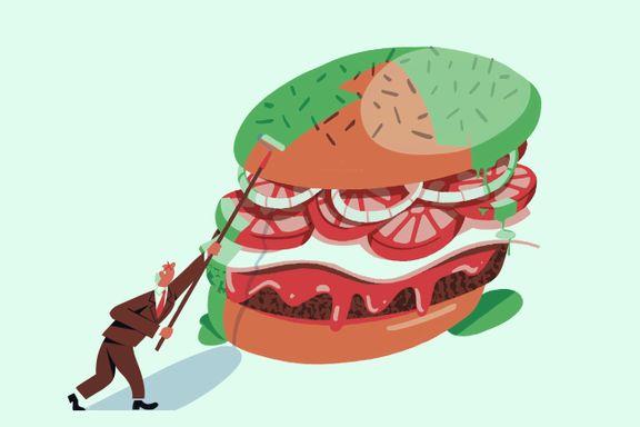 Hamburgerkjeden påstår at menyen er «klimapositiv». Vi sjekket ti selskaper for grønnvasking.