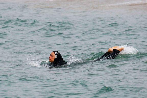 Et hodeplagg tar ikke livet av folk. Det kan manglende svømmeopplæring gjøre.   Ingvild R. Karijord