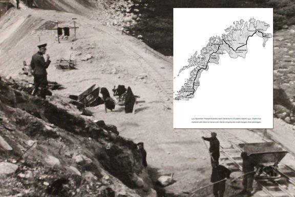 Hitlers gigantplan: Polarjernbanen