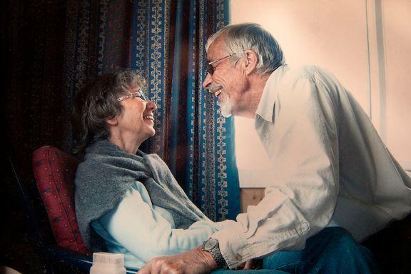 Hva gjør at noen par holder sammen livet ut? For Hans (94) er det ett svar.