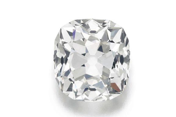 «Dekorativt juggel» var diamant til 7,2 mill kroner
