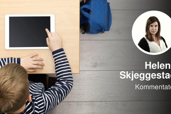 «Steng Facebook-tilgangen i norske klasserom»