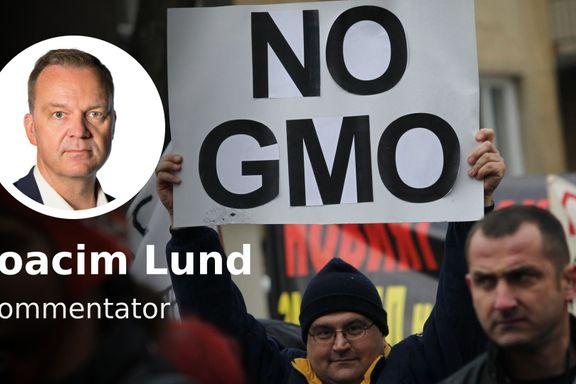 Ja til tukling med skaperverket! Jo til GMO!