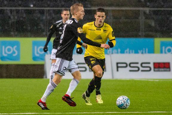 Nykommer rett inn på Sandnes Ulf-laget mot Ranheim