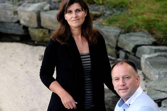 Homobråket i KrF fortsetter. Varaordføreren i Bergen nekter å kommentere ektemannens forslag om å vrake Hareide