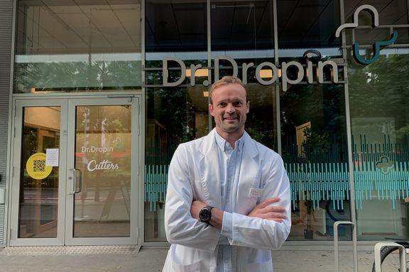 Oslo kommune har betalt Dr. Dropin 17 millioner for koronatesting