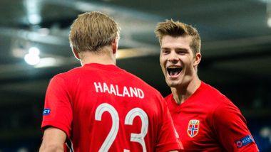 Nå spiller Norges stjernespisser i samme liga
