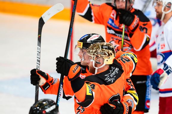 Frisk med pangstart på ishockeysesongen – banket VIF