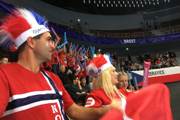 Norske supportere fratatt kubjeller: – Utgjør sikkerhetsrisiko