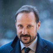 Kronprins Haakon: Kongen er i bedring