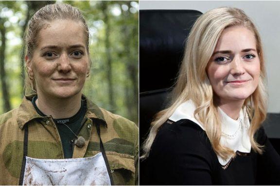 I sommer var hun realitystjerne. Nå får tidenes yngste justisminister et mulig terrorangrep i fanget.