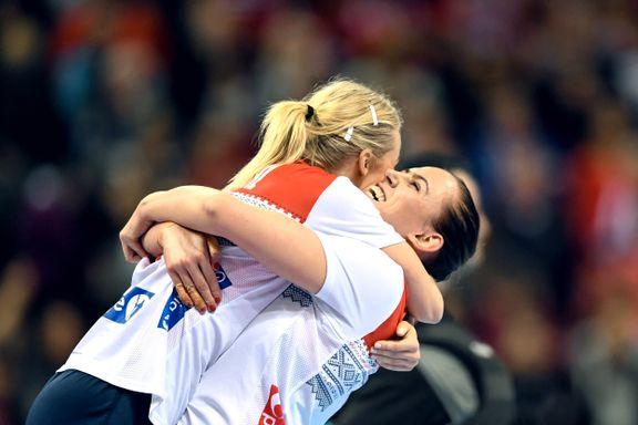 Det norske laget hylles av håndballegende: – Mektig imponert