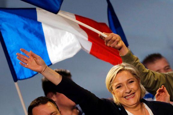 Droppet dødsstraff og fjernet etternavnet. Her er 9 måter Marine Le Pen gjør partiet sitt spiselig på.