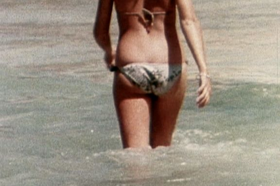 – Pass opp, jenter, det er karer med harpun i farvannet.
