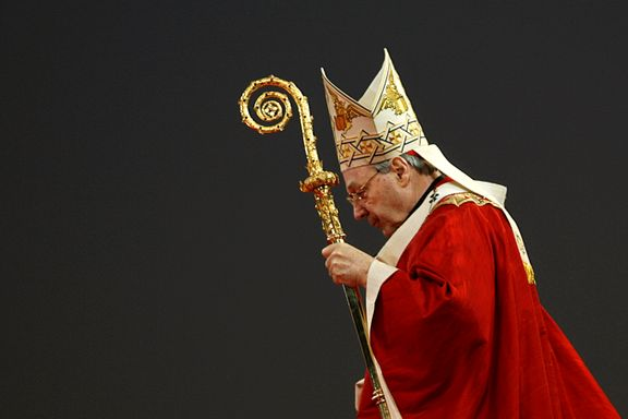 Pavens økonomisjef kjent skyldig i overgrep. Det får ikke australsk presse skrive om.