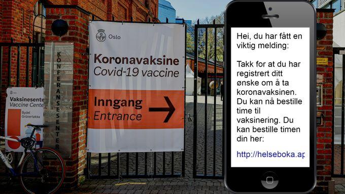 Dette er meldingen mange vil ha inn på mobilen. Så raskt kan det bli 18-åringenes tur.