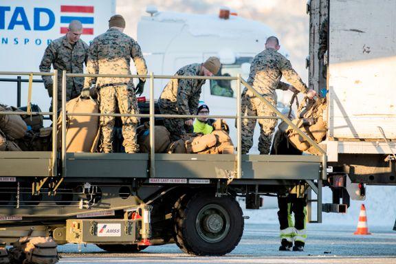 Ny avtale gir amerikanske militære et historisk fotfeste i Norge. Får i praksis operere som om de var i USA.