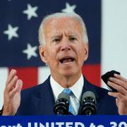 Biden styrker ledelsen over Trump