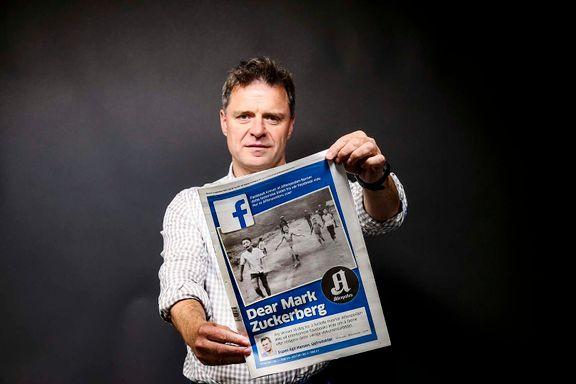 I dag svarer endelig Facebook de norske redaktørene. Følge debatten direkte her!
