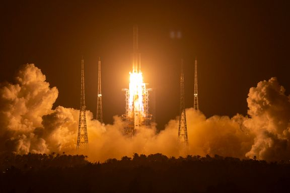 Kina vil hente hjem 2 kilo månestein
