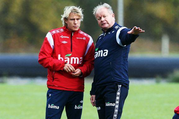 Se Høgmos første trening på ett minutt