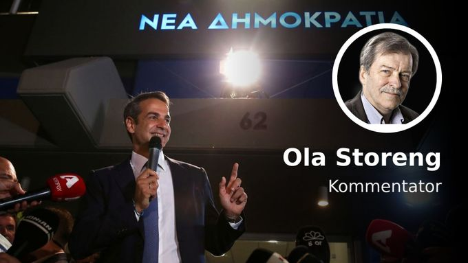 Kan en statsministersønn reformere Hellas?