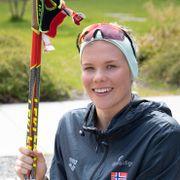 Hun er en av Norges beste svømmere. Da bassengene ble koronastengt, ble en annen idrett redningen.