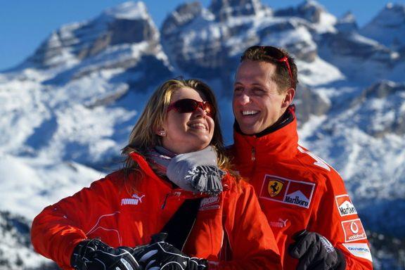 Schumachers kone i ny dokumentar: – Nå beskytter vi Michael