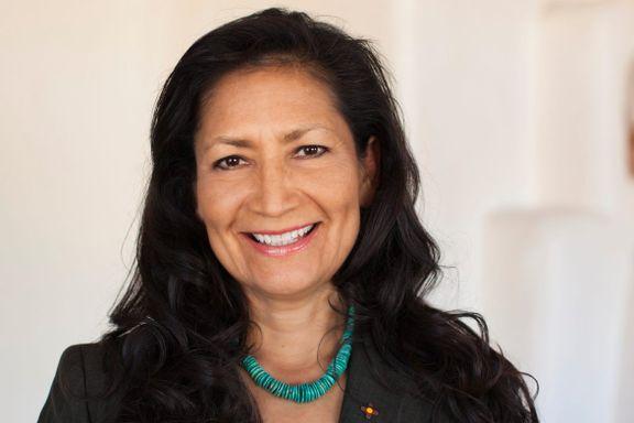 Norskættet politiker vil bli historisk: Første kvinne fra indianerstamme i USAs kongress