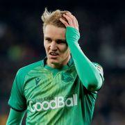 Champions League-håpet ute for Ødegaards Sociedad