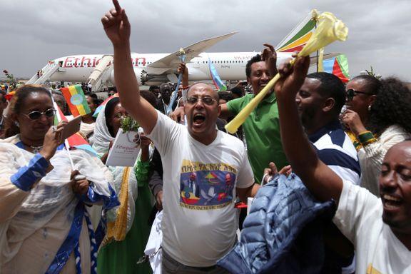 Aftenposten mener: Stort lyspunkt på Afrikas horn