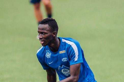 Diop kan bli Kristiansund-spiller